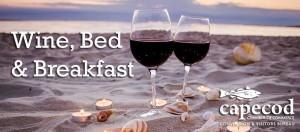 wine, bed & breakfast