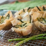 asparagus cheese cups