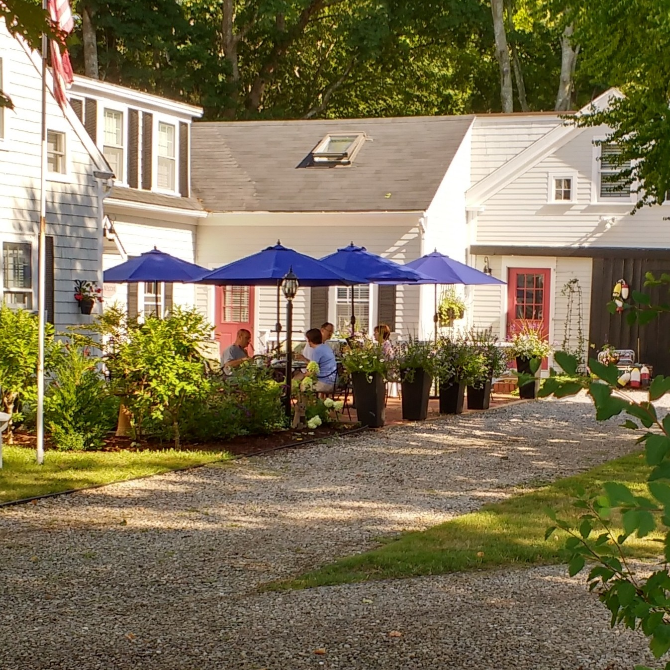Hotels In Sandwich Cape Cod: Cape Cod Breakfast: Authentic & Gourmet