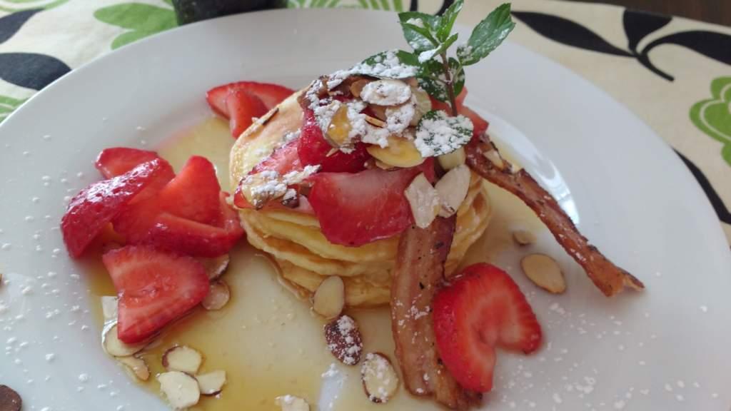 Organic breakfast