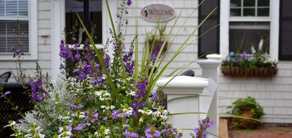 Luxury Cape Cod Lodging: Guest Rooms - The Parsonage Inn