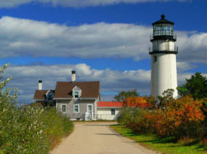 Highland Light, Truro, Cape Cod, the perfect road trip