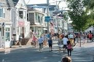 Province Town, Cape Cod,a prefect end to a perfect road trip