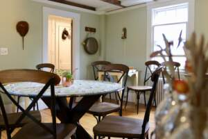 The Parsonage Inn, Dining Room