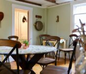 Cape Cod Breakfast room