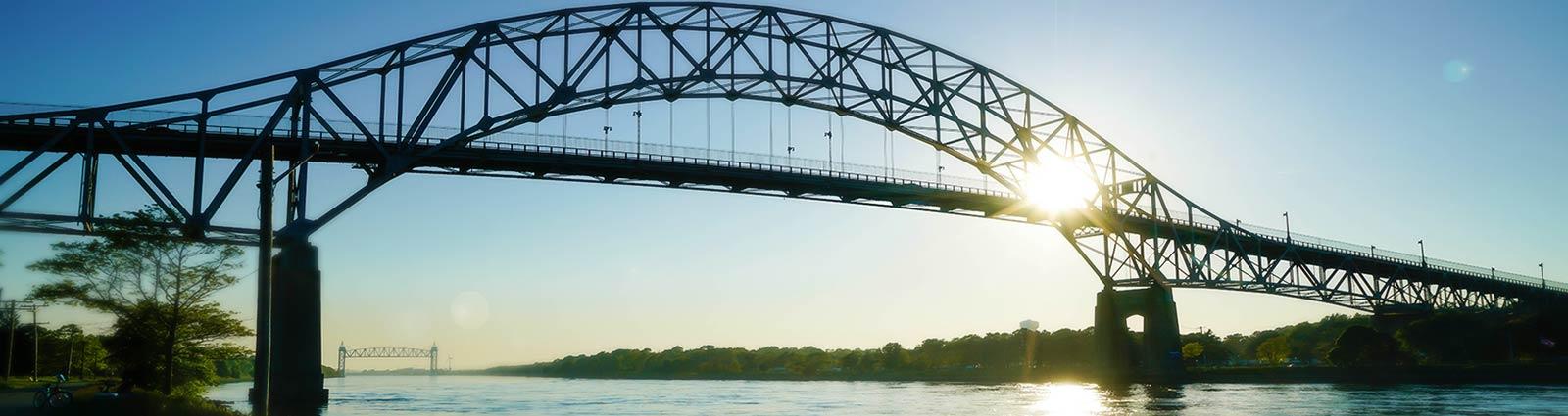 bridge connecting cape cod