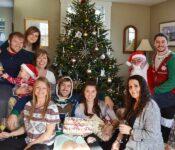 Hoad Family at Parsonage Inn