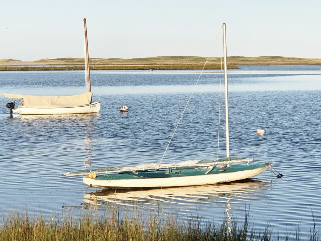 Nauset marshes, Cape Cod